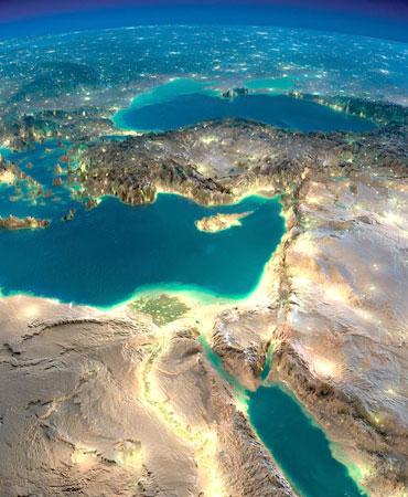 From KSA to MENA