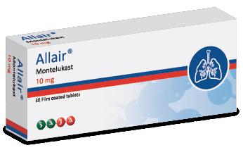 Allair<sup>®</sup> 10 mg