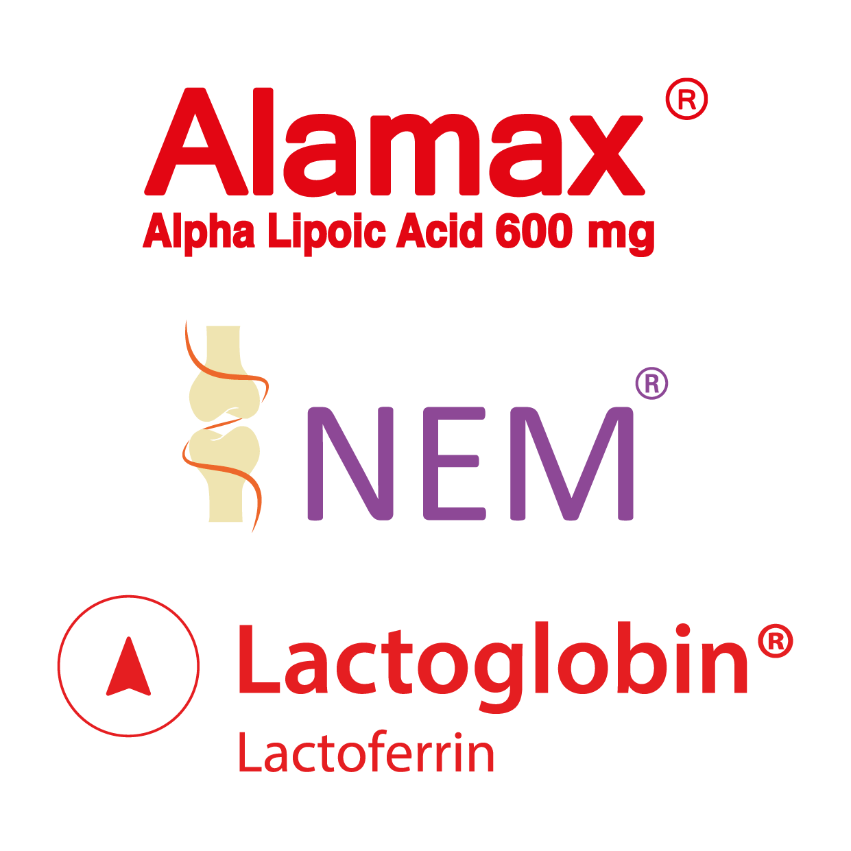 Establishment OTX products Like Alamax, Lactoglobin, and NEM 